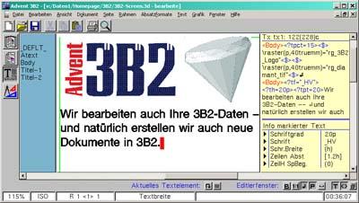 طلب البرنامج العربي 3B2 للتصميم الكتب والمجلات